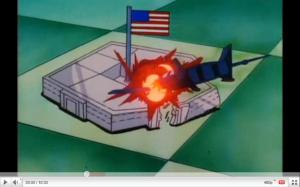 EXPOSED: 1994 Iron Man CARTOON PREDICTS 9/11