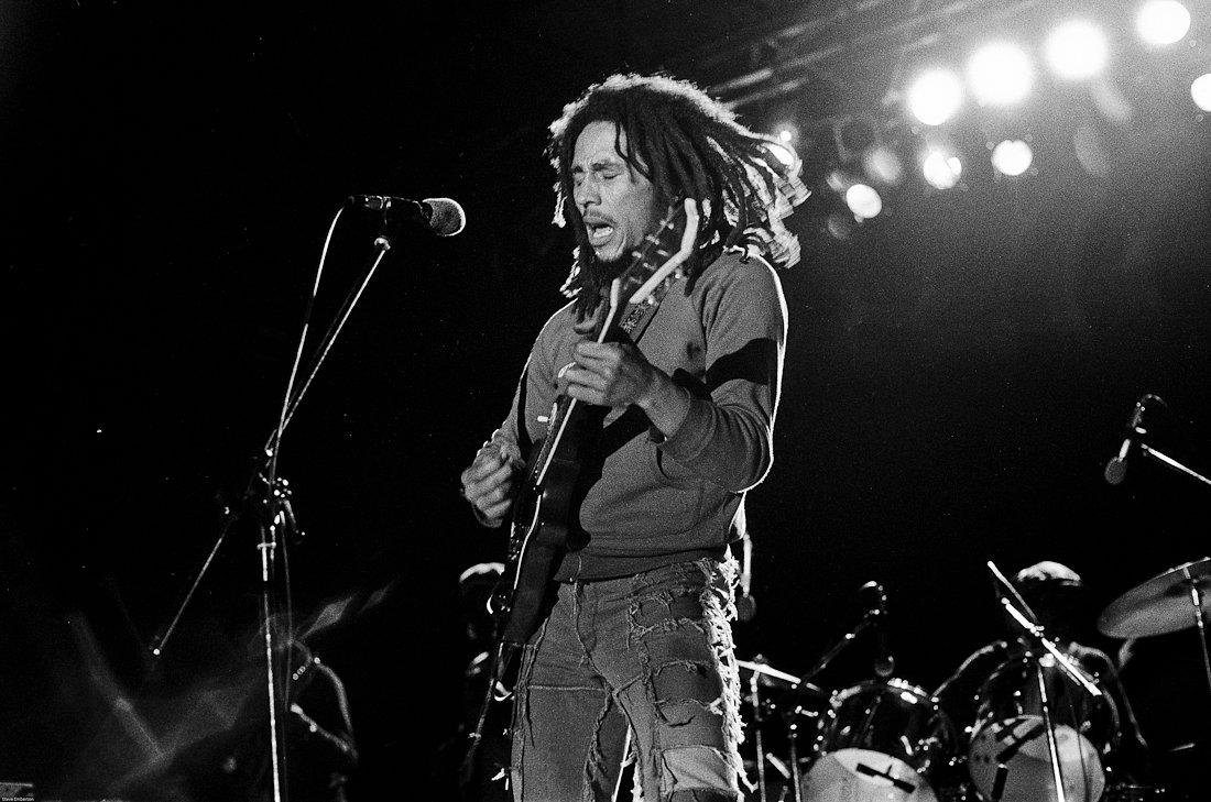Bob Marley: Bob Marley – Music Boosts Immune System