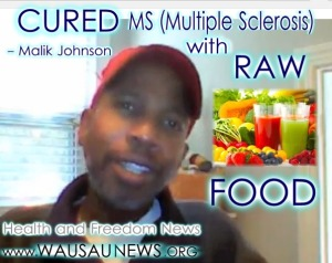 ms cure raw food MALIK