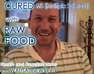 ms cure raw food