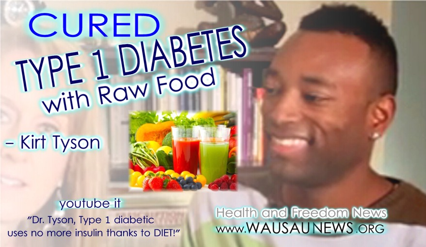 How a Doctor Reversed Type 1 Diabetes With Raw Foods Diet