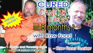 raw food trucker