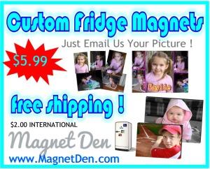 custom ad magnetden